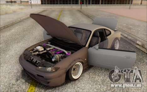 Nissan Silvia S15 Fail Camber pour GTA San Andreas moteur