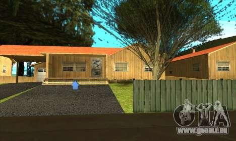 Nouveau village Gillemyr v1.0 pour GTA San Andreas cinquième écran