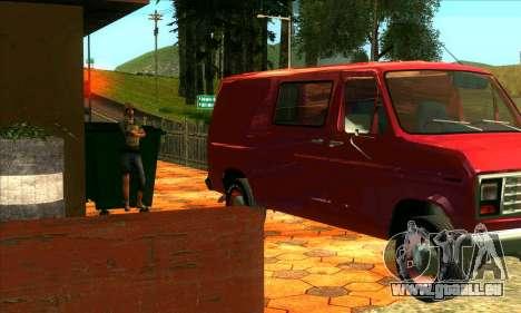 Die Wiederbelebung des Dorfes Montgomery für GTA San Andreas dritten Screenshot