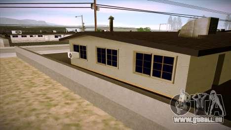 Neue Häuser in Las Venturas v1.0 für GTA San Andreas her Screenshot