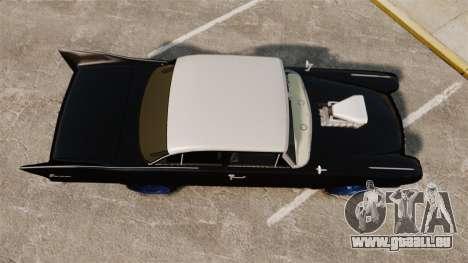 Plymouth Savoy 1958 für GTA 4 rechte Ansicht