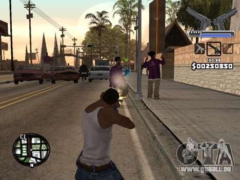 C-HUD Deagle für GTA San Andreas