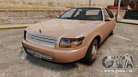 Albany Washington tuning pour GTA 4