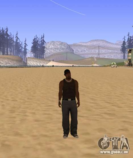 New Bmydrug pour GTA San Andreas