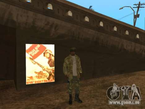 MOD auf den Sieg-Tag für GTA San Andreas dritten Screenshot