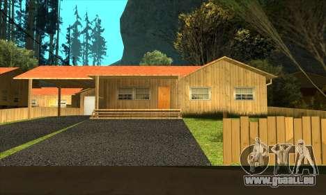 Nouveau village Gillemyr v1.0 pour GTA San Andreas sixième écran