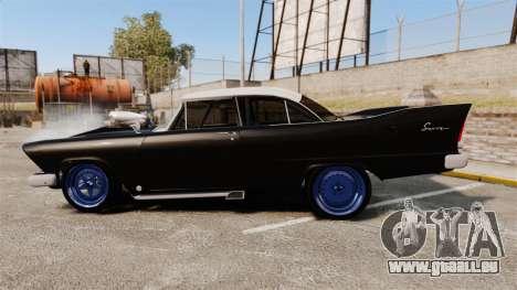 Plymouth Savoy 1958 pour GTA 4 est une gauche