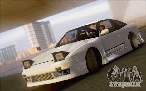 Nissan 240sx Blister pour GTA San Andreas