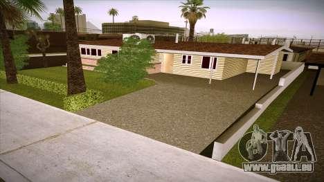 Neue Häuser in Las Venturas v1.0 für GTA San Andreas dritten Screenshot