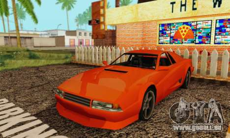 New Cheetah v1.0 pour GTA San Andreas