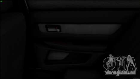 Toyota Chaser Tourer V pour GTA San Andreas vue de côté
