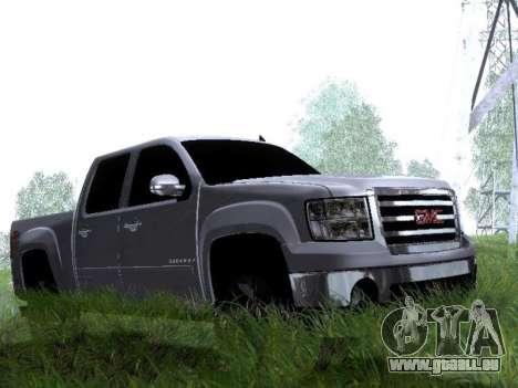 GMC Sierra SLT pour GTA San Andreas
