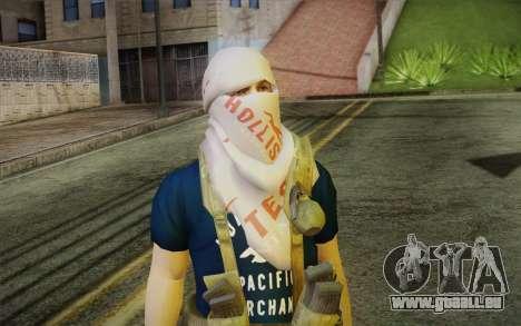 Policia Comunitaria für GTA San Andreas