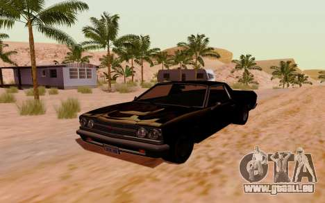 Picador GTA 5 pour GTA San Andreas vue de droite