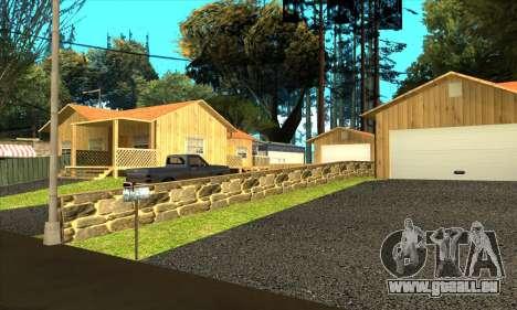 Nouveau village Gillemyr v1.0 pour GTA San Andreas quatrième écran