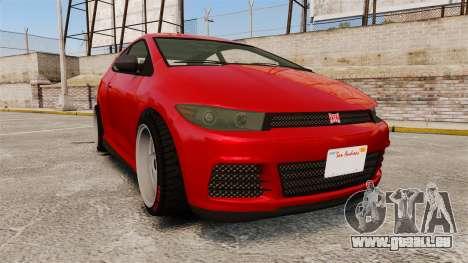 GTA V Dinka Blista für GTA 4