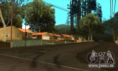 Nouveau village Gillemyr v1.0 pour GTA San Andreas