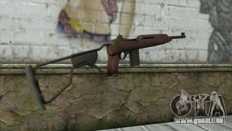 MK-18 Assault Rifle für GTA San Andreas zweiten Screenshot