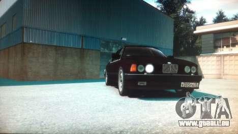BMW 735iL E32 ver 2 pour GTA 4 est un droit