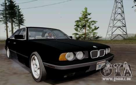 BMW 540i (E34) für GTA San Andreas