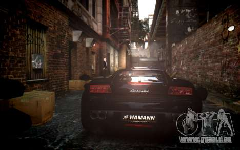 ZXC ENBSeries pour GTA 4