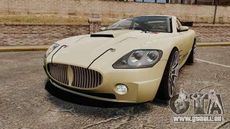 GTA V Ocelot F620 Racer pour GTA 4