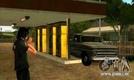 Die Wiederbelebung des Dorfes Montgomery für GTA San Andreas fünften Screenshot