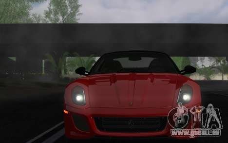 ENBSeries par AVATAR 4.0 Finale pour les faibles pour GTA San Andreas
