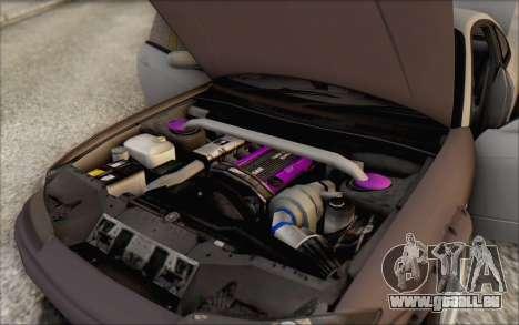 Nissan Silvia S15 Fail Camber pour GTA San Andreas vue de dessous