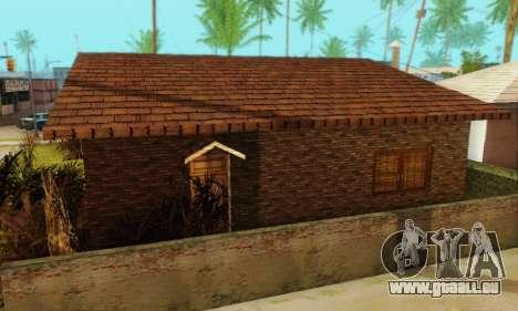 Neue Texturen des Hauses Denis für GTA San Andreas her Screenshot