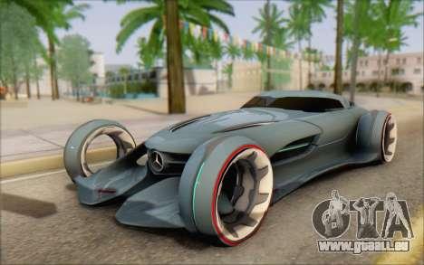 Mercedes-Benz SilverArrow für GTA San Andreas