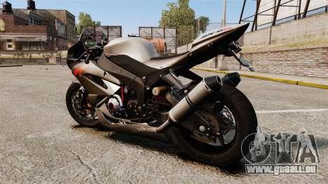Kawasaki Ninja ZX-6R v2.0 für GTA 4 linke Ansicht