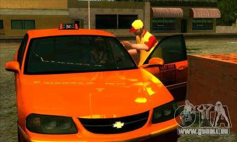 Die Wiederbelebung des Dorfes Montgomery für GTA San Andreas zweiten Screenshot