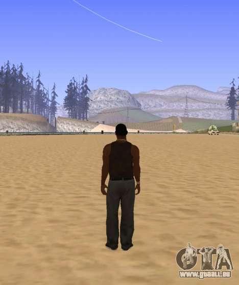 New Bmydrug pour GTA San Andreas deuxième écran