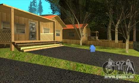 Nouveau village Gillemyr v1.0 pour GTA San Andreas troisième écran