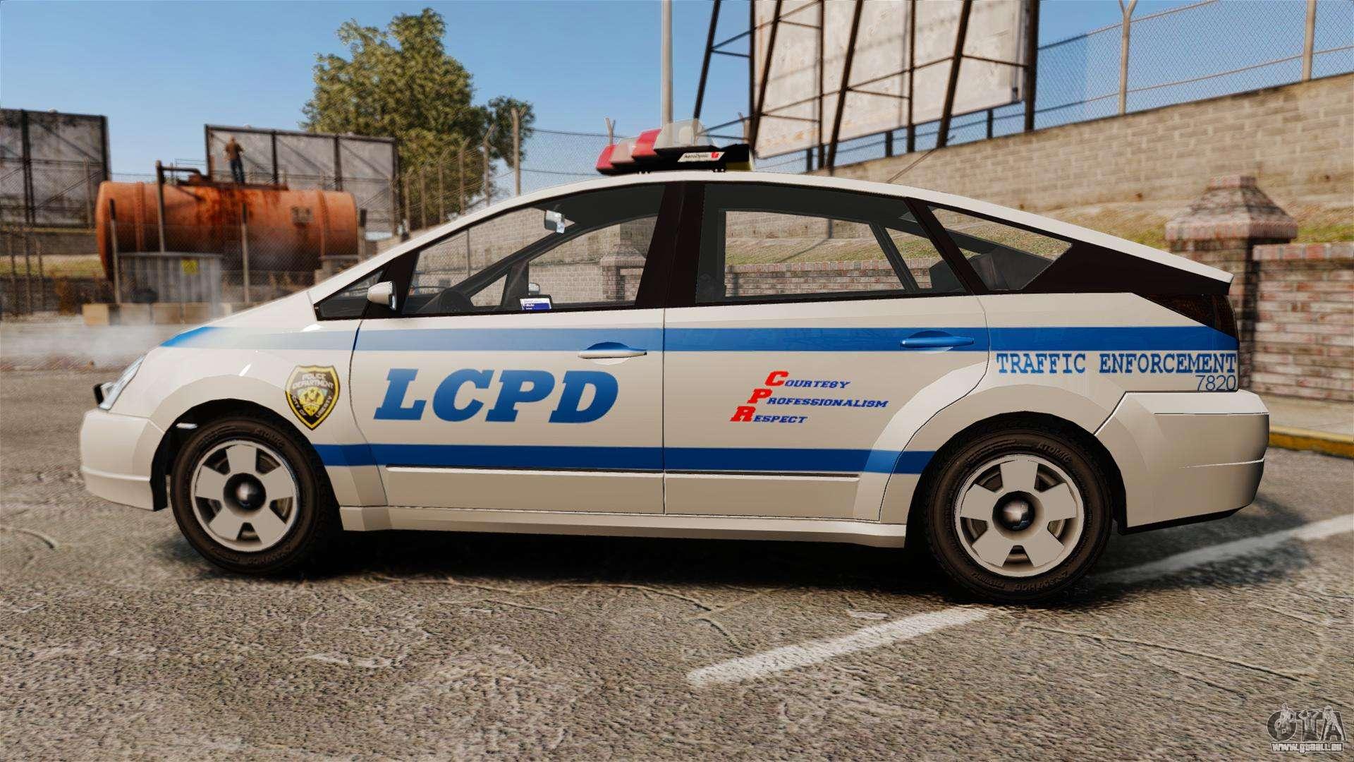 Karin Dilettante LCPD pour GTA 4