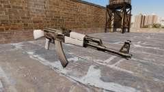 L'AK-47 Chrome