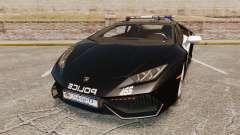 Lamborghini Huracan Cop [Non-ELS]