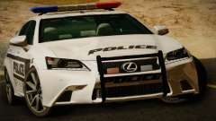 Lexus GS350 F Sport Series IV Police 2013