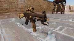 Die Maschinenpistole UMP45 Fallen Camos