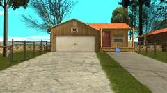 Nouvelle maison de Sijia en Palomino Pleurer