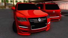 Volkswagen Touareg Mansory