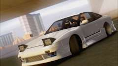 Nissan 240sx Blister für GTA San Andreas