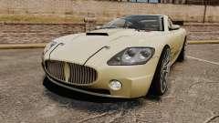 GTA V Ocelot F620 Racer