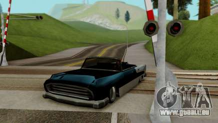 Oceanic Cabrio für GTA San Andreas