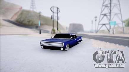 Voodoo Low Car v.1 für GTA San Andreas