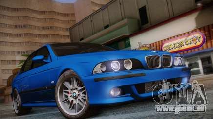 BMW E39 M5 2003 pour GTA San Andreas