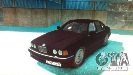 BMW 735iL E32 ver 2 für GTA 4