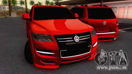 Volkswagen Touareg Mansory für GTA San Andreas