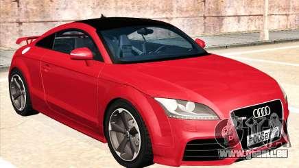 Audi TT RS 2010 für GTA San Andreas
